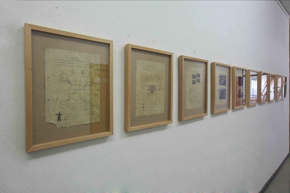Abhijit Pal Propaganda Display conceptual Art Thingstätten project FH Bielefeld